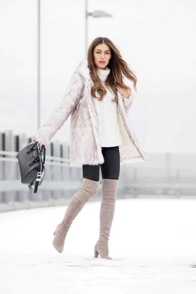 Сапоги-чулки: 8 сногсшибательных образов для настоящих модниц