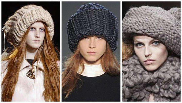 А что <strong>с чем носить шапку зимой</strong> на голову: 19 модных шапок, которые стоит носить этой зимой