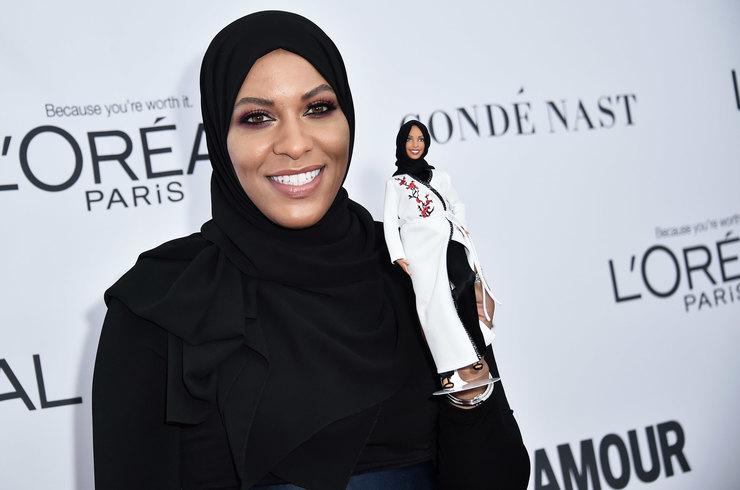 В Нью-Йорке представили первую Барби в хиджабе