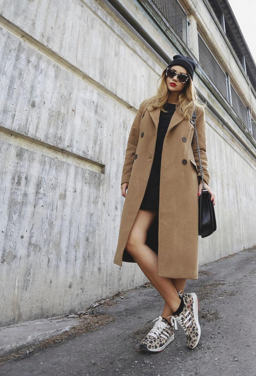 Сamel Coat: 5 идей, с чем носить верблюжье пальто