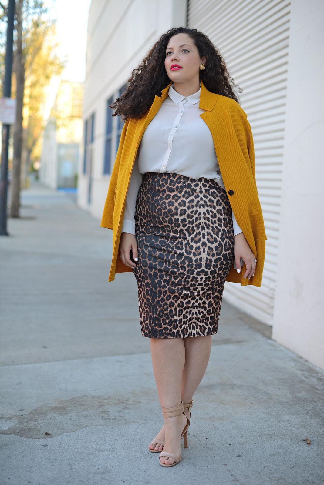 Fashion blogs for plus size ladies