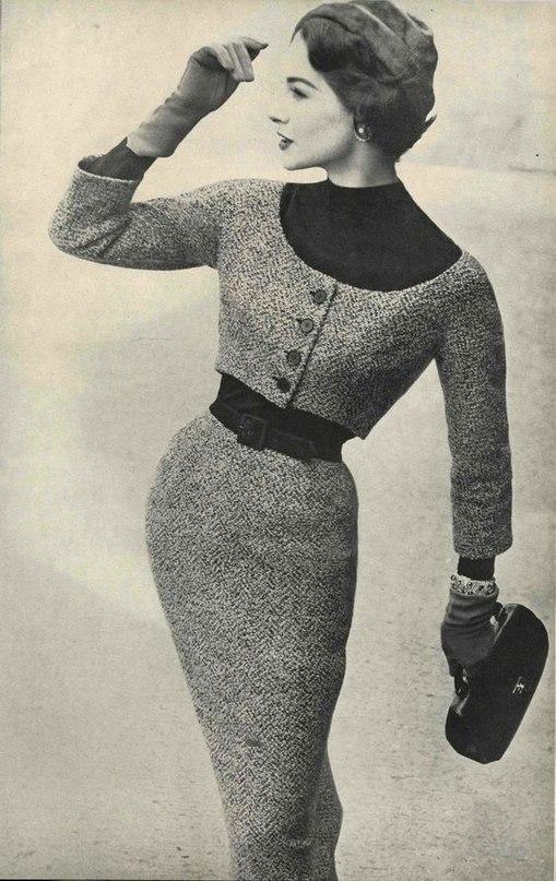 В стиле 50-ых: 7 женственных образов, которые актуальны и сегодня