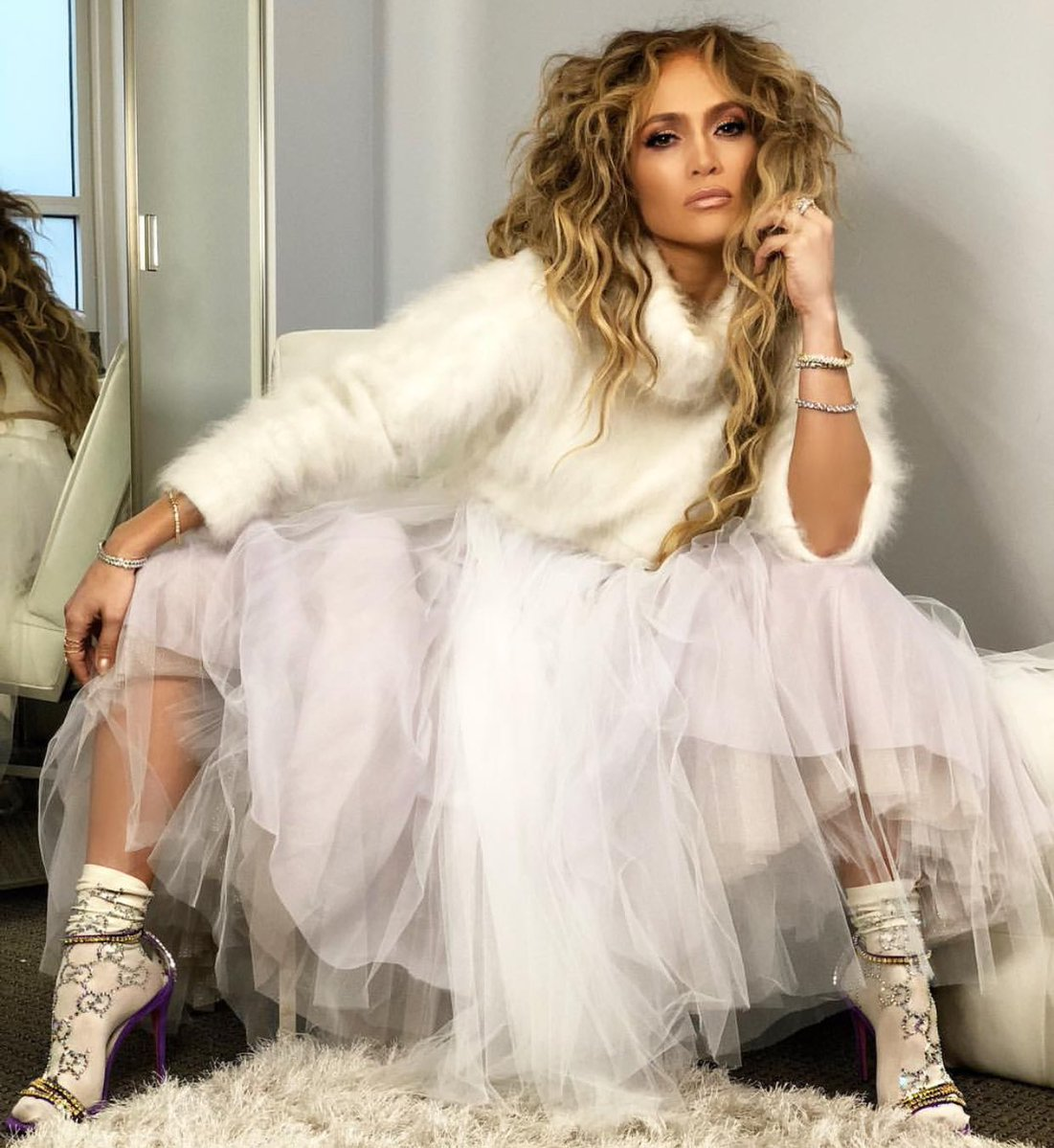Магия от Gucci: кто из звезд готов отдать 75,000 за пару носков?