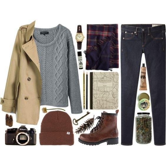 Коричневый цвет в повседневном гардеробе: 5 идей для воплощения