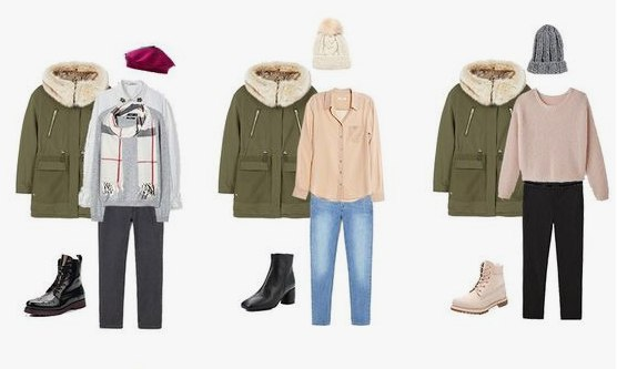 Капсульный гардероб: как из 20 вещей составлять разные образы на каждый день?