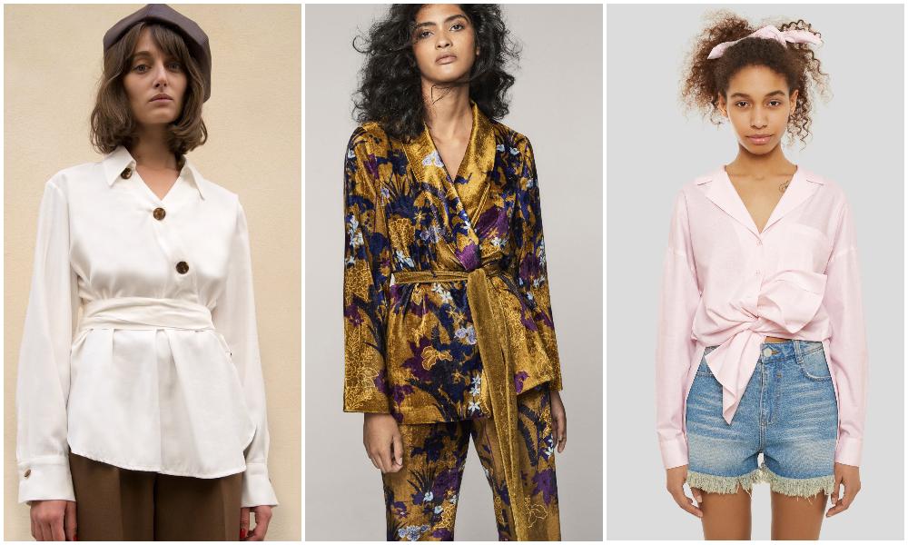 Лучше, чем платья: 8 признаков модной рубашки