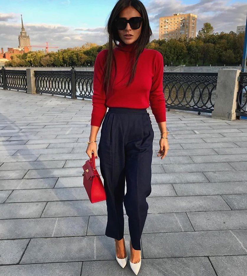 Какие выбрать брюки: самые модные фасоны на 2018 год