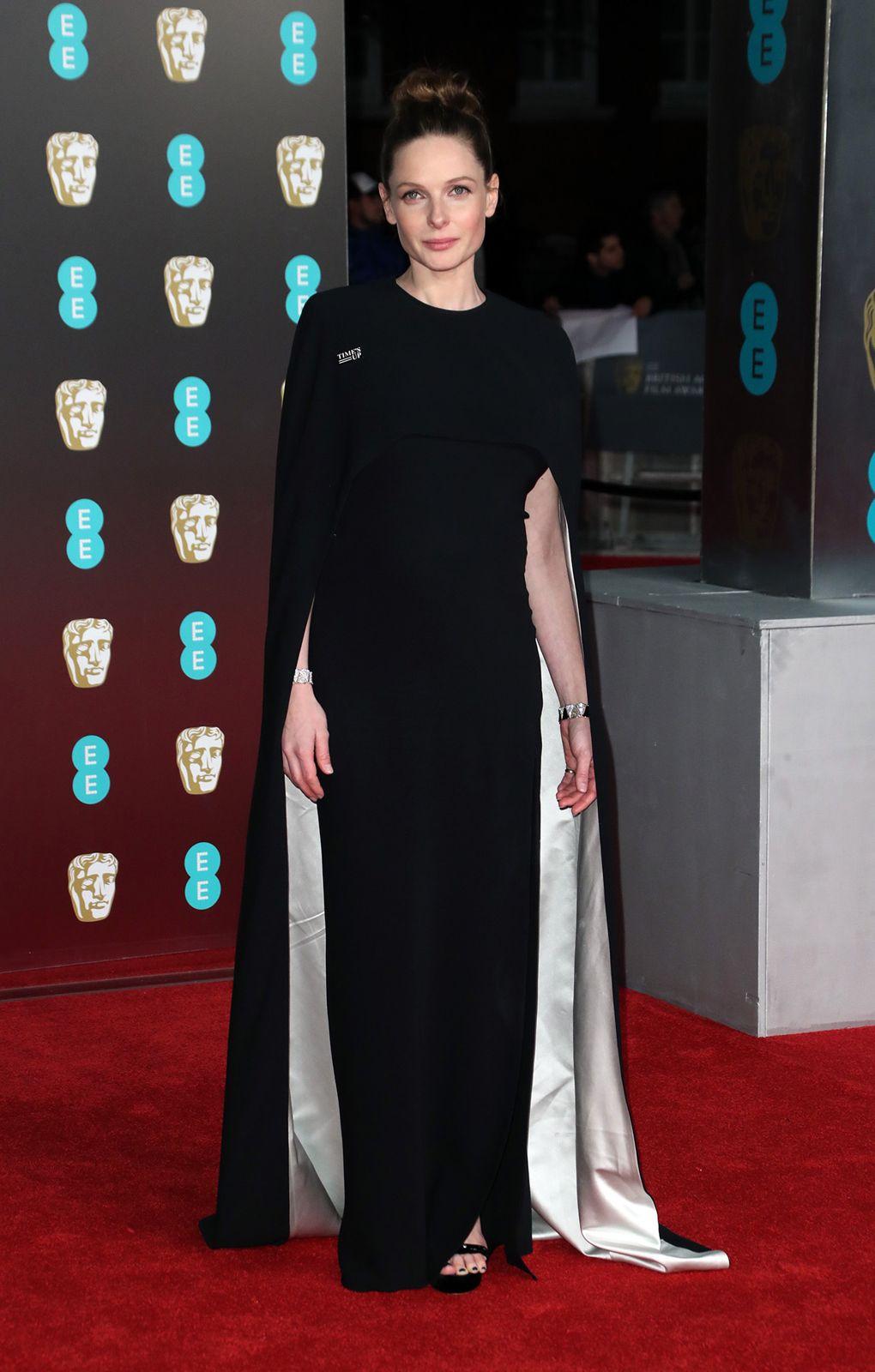 И снова в черном: лучшие образы церемонии BAFTA 2018 в Лондоне