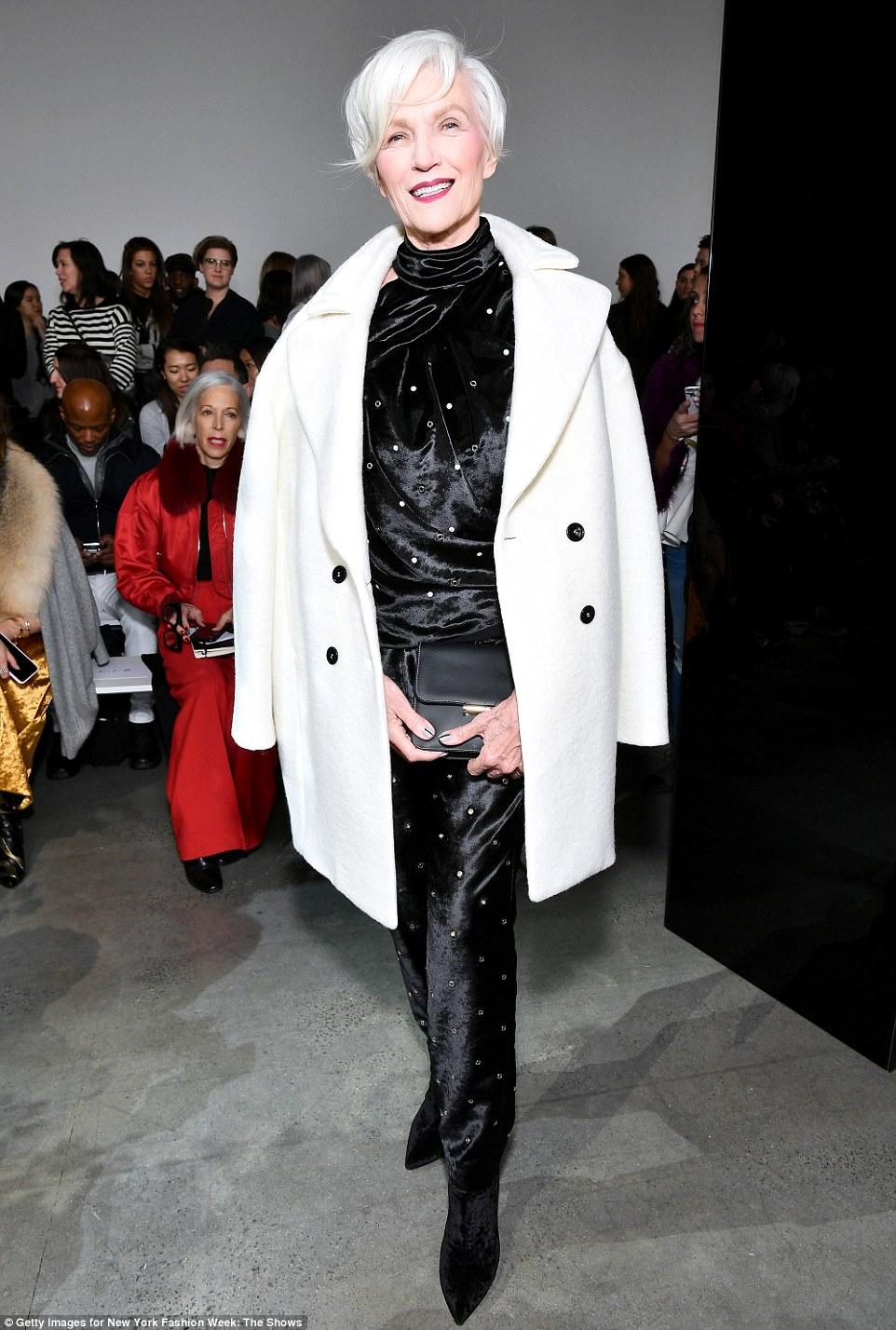 Показ Jason Wu: кто из звезд засвятился на неделе моды в Нью Йорке