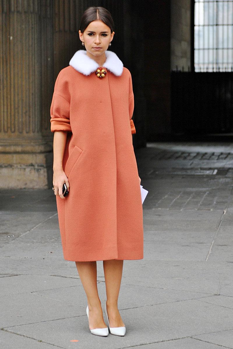 Если носить пальто — то как Мирослава Дума: 17 ярких примеров от гуру стиля