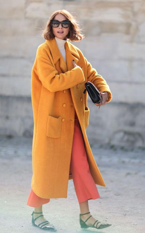 Сочный апельсин: 6 смелых образов в актуальном цвете