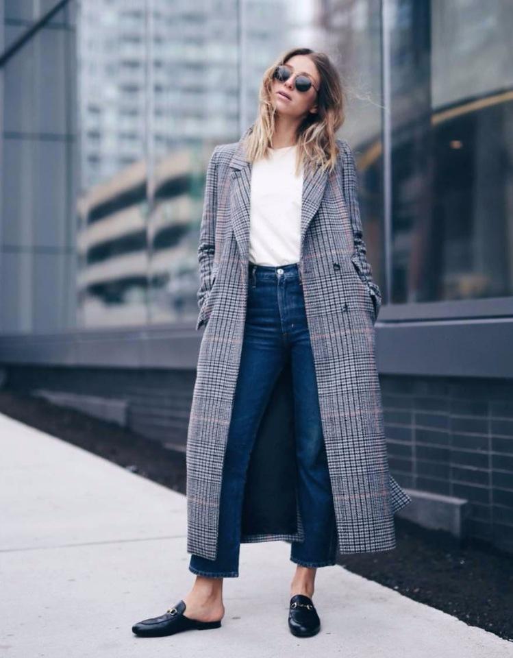 То, что нужно: 11 стильных образов с пальто на любой вкус