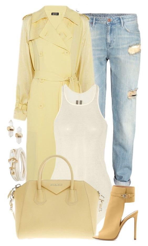 Базовый гардероб: 6 идей, как одеться стильно этой весной