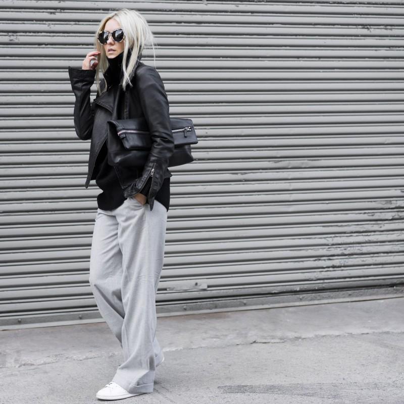 С чем носить кроссовки: ТОП-10 стильных образов для тебя любимой