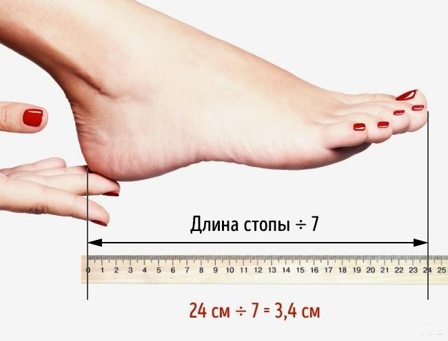 На каблуке какой высоты — удобно ходить хоть круглые сутки
