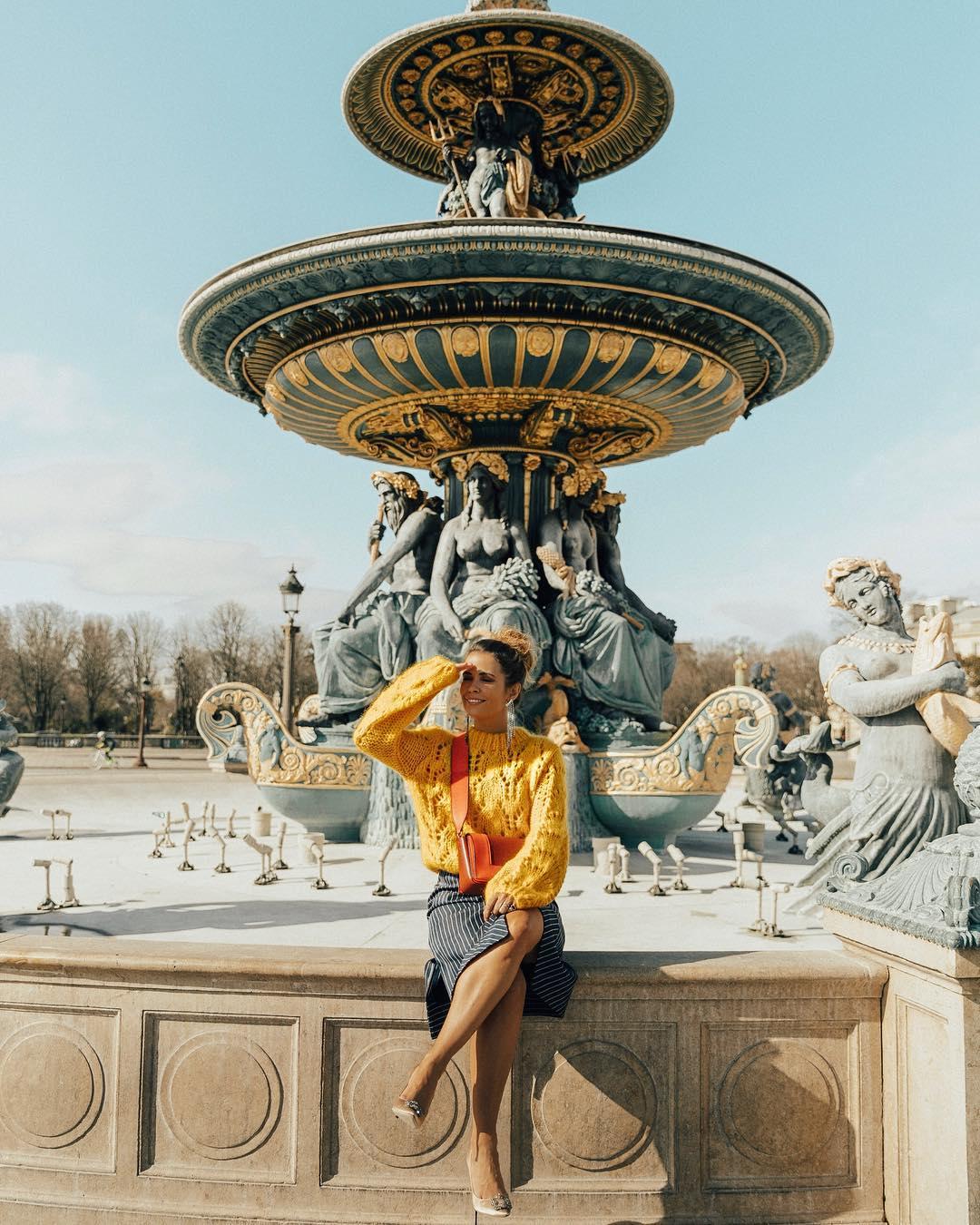 В стиле Испании: 10 ультра-стильных образов от фэшн-дивы Сары Эскудеро
