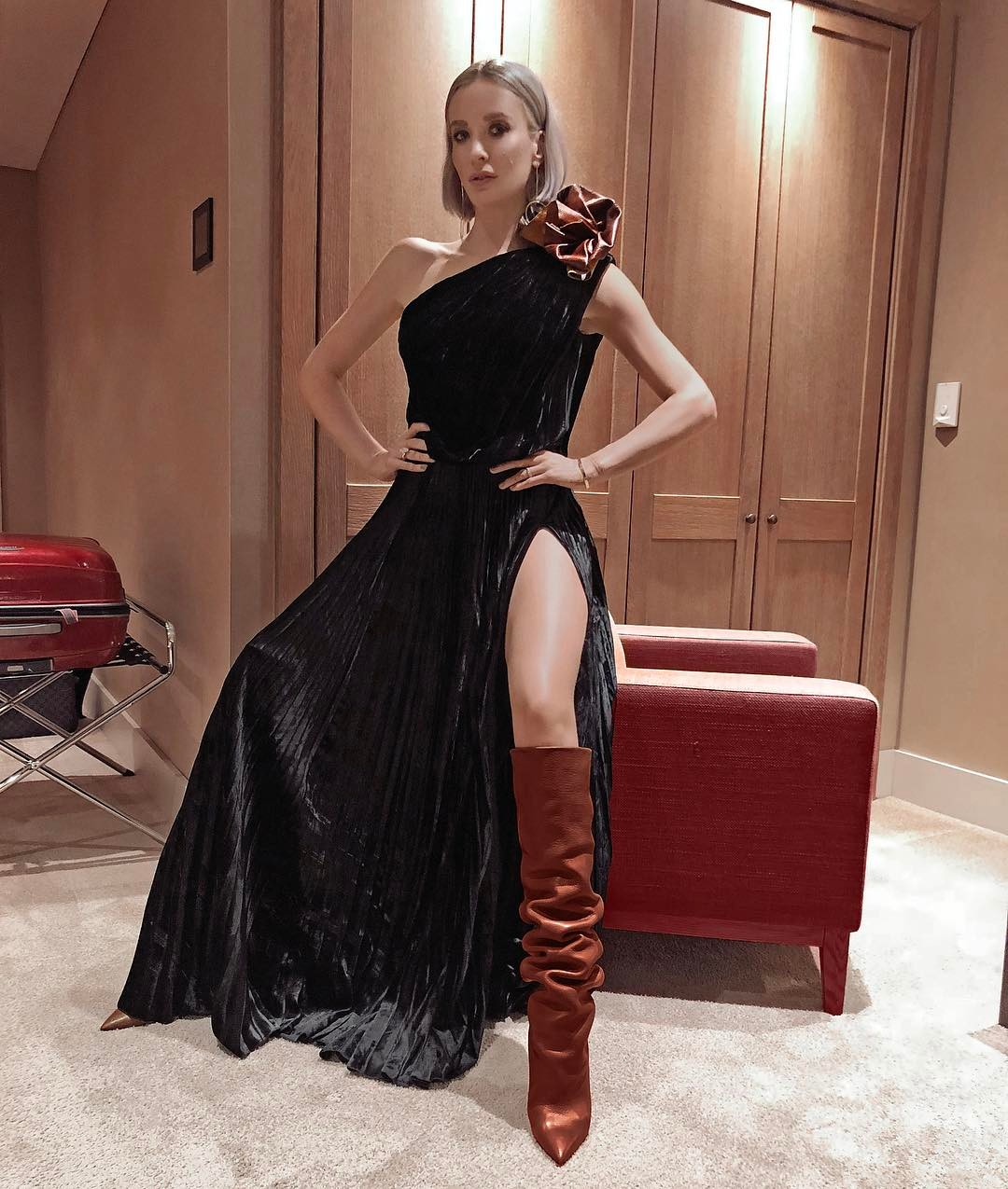 Как одеваются жены российских олигархов
