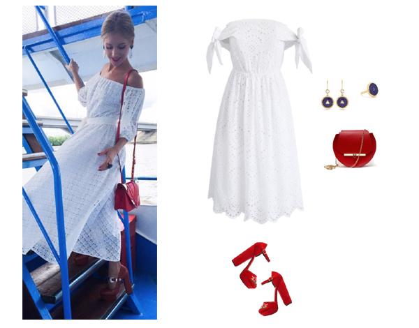 Одеться, как Кристина Асмус: 6 звездных секретов безупречного стиля