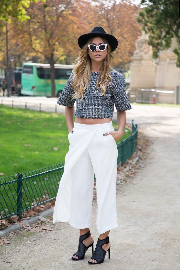 Брючный инстинкт: 23 идеи, как носить брюки и выглядеть женственно