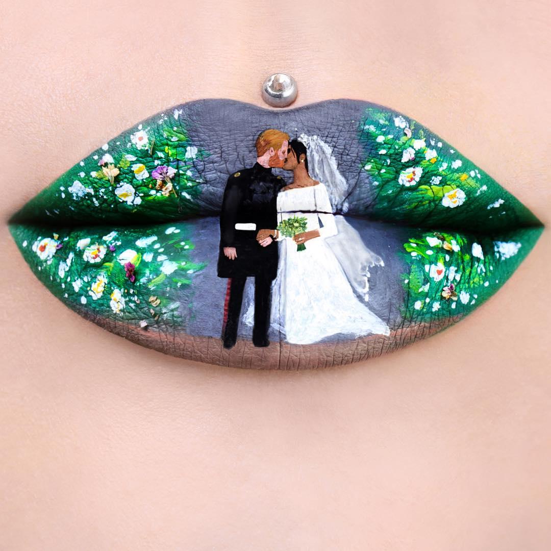 Искусство на губах — как бьюти-блогер из Лос-Анджелеса завоевывает мир