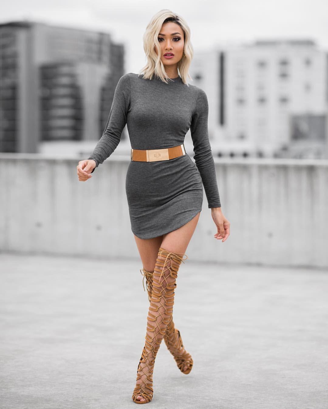 От девушки Бонда до бизнес-вумэн: 10 соблазнительных платьев на все времена