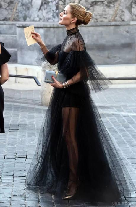 Как носить черные платья с прозрачным акцентом: ТОП-6 идей для лета