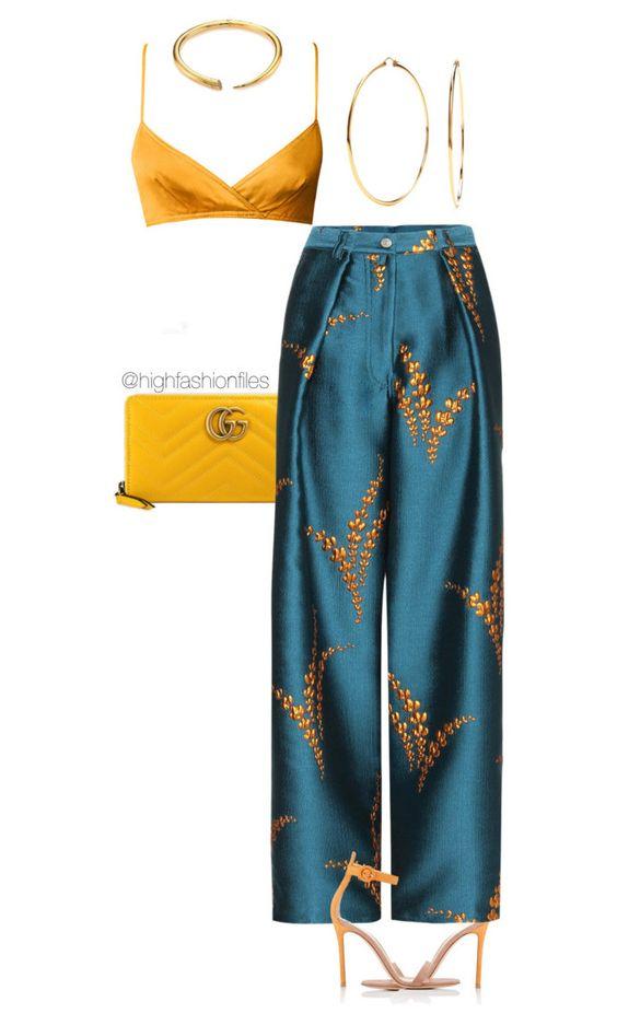 Всего одна пара брюк даст вам 7 разных, но безумно стильных образов на каждый день