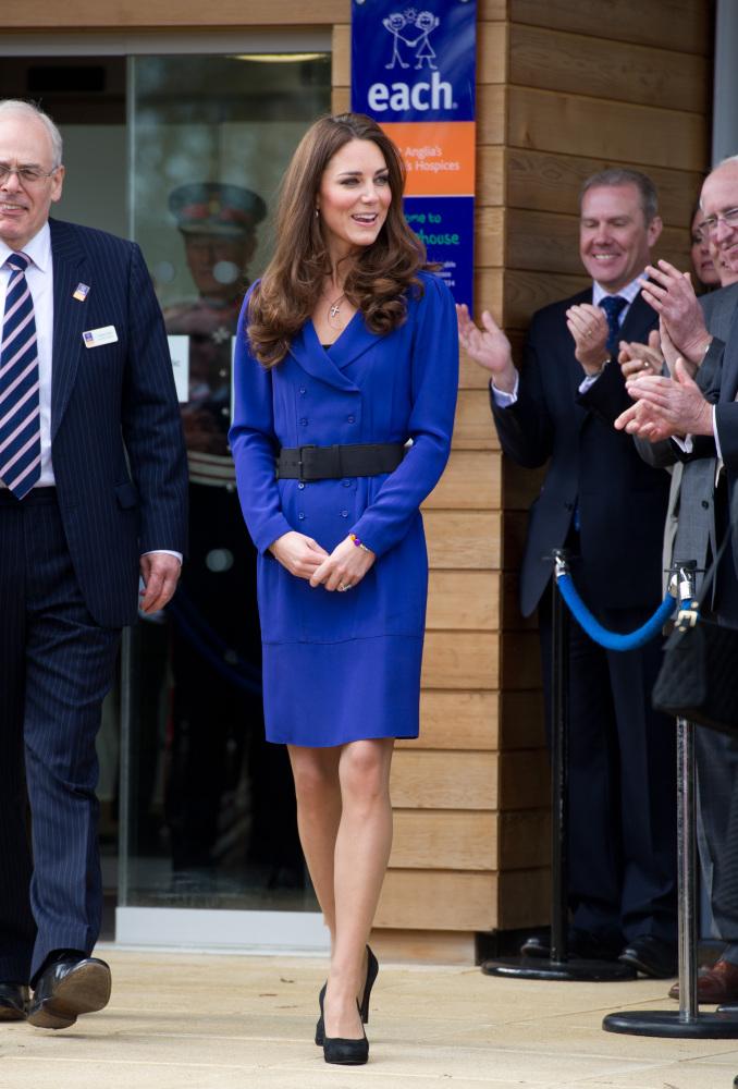 9 королевских уроков стиля от самой Кейт Миддлтон