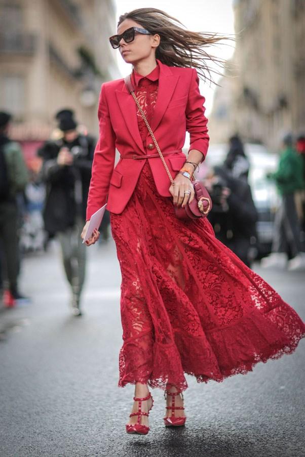 Тренд сезона: 10 способов носить кружево, чтобы вами восхищались