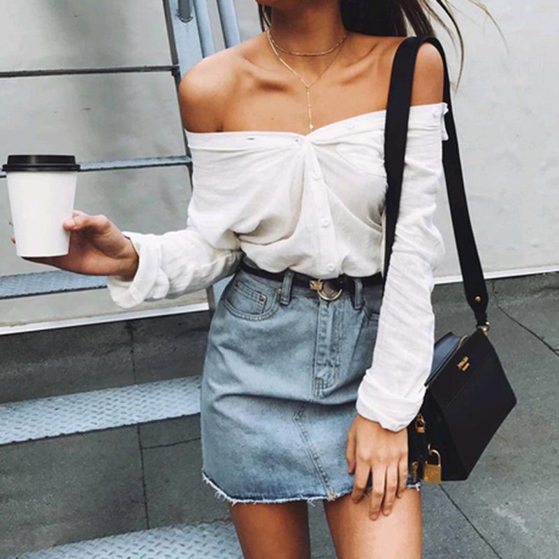 14 способов носить обычную рубашку и выглядеть не как все