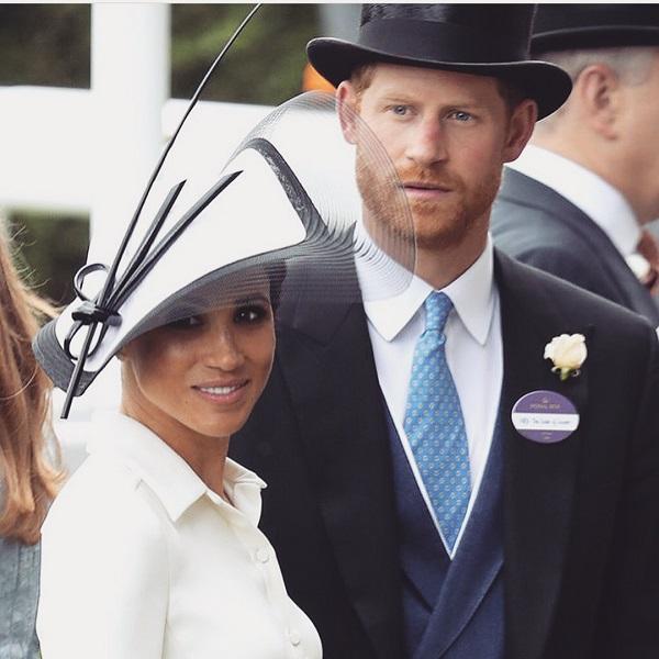 Новый образ Меган Маркл на крестинах принца Луи не понравился фанатам, а зря!