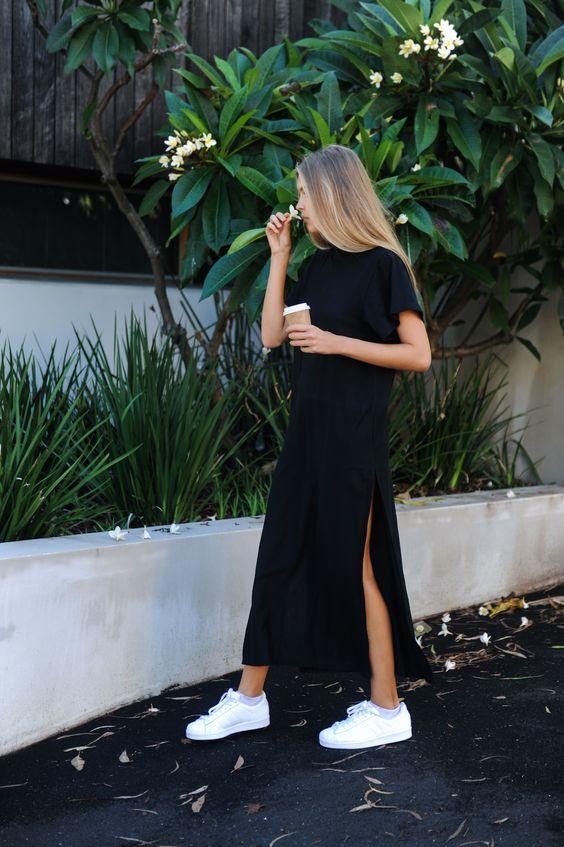 Эти 7 платьев заставят вас поверить, что черный можно и нужно носить летом