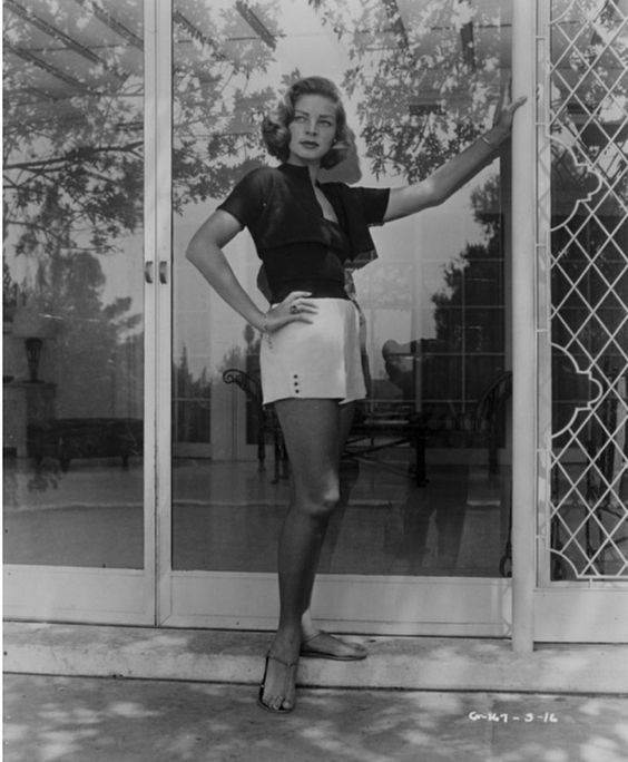 Носите летние шорты как Одри Хепберн, Мэрилин Монро, Жаклин Кеннеди и другие красавицы прошлого