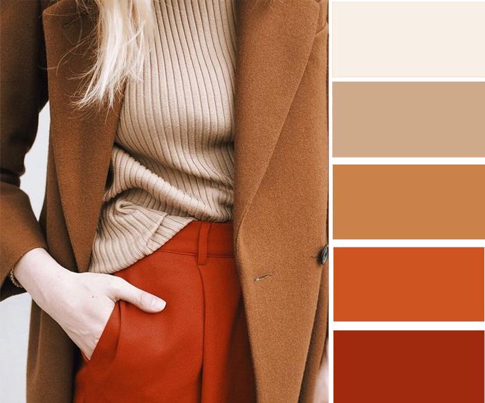 8 примеров, как сочетать бежевый с другими цветами и выделяться в толпе