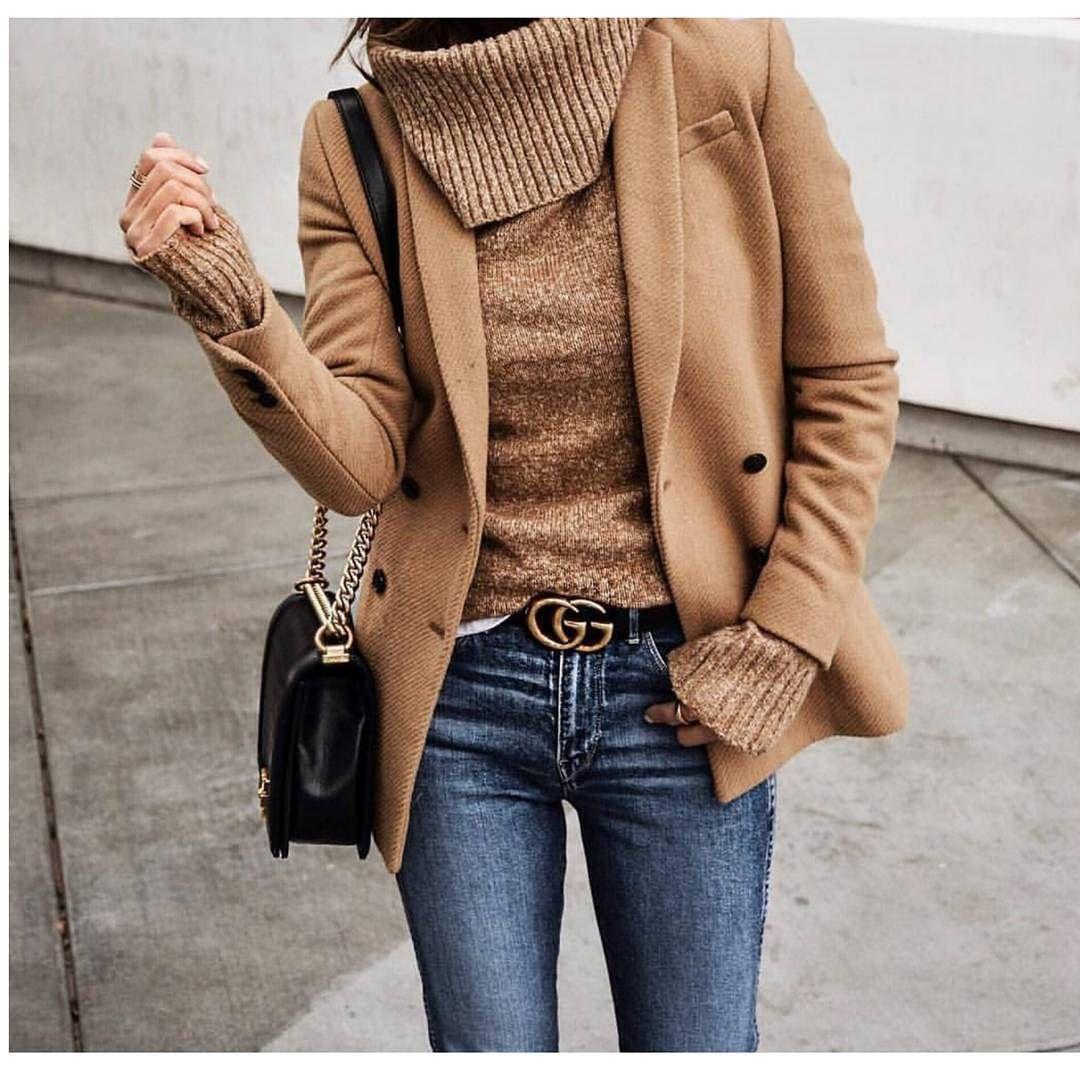 Как носить пальто зимой: 5 модных способов