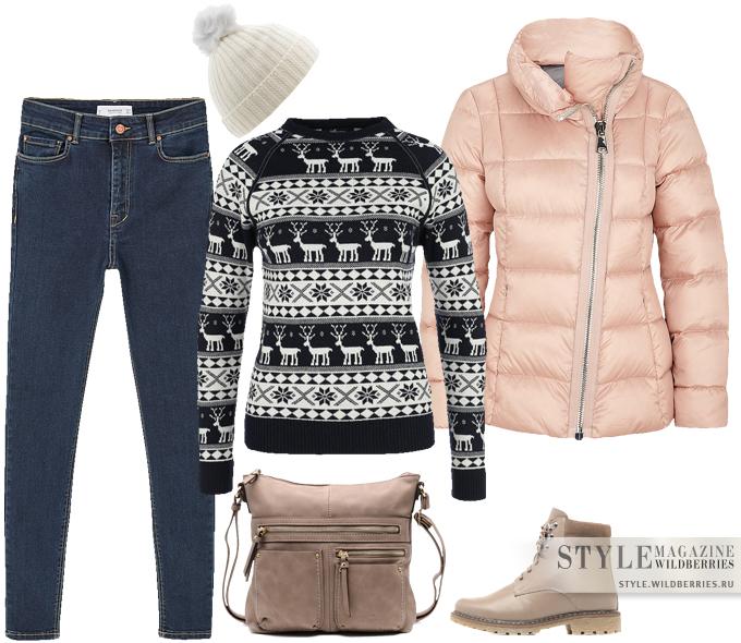 Зимние каникулы: 5 идей, как одеться модно и тепло в холода