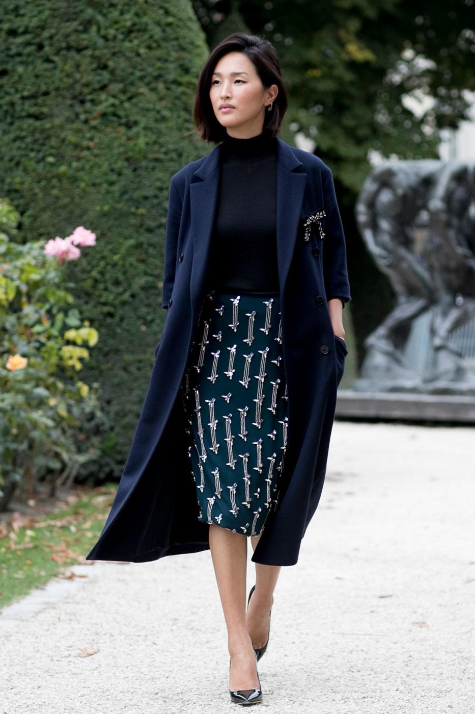 Женственная миди: 10 обворожительных образов модницам на заметку