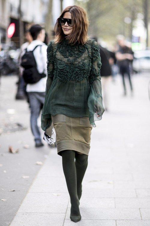 Стильный Street-Style: 8 образов от главного редактора Vogue Австралия