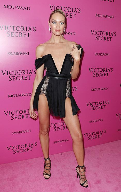 Далеко не ангелы: ТОП-10 горячих образов афтепати Victoria's Secret