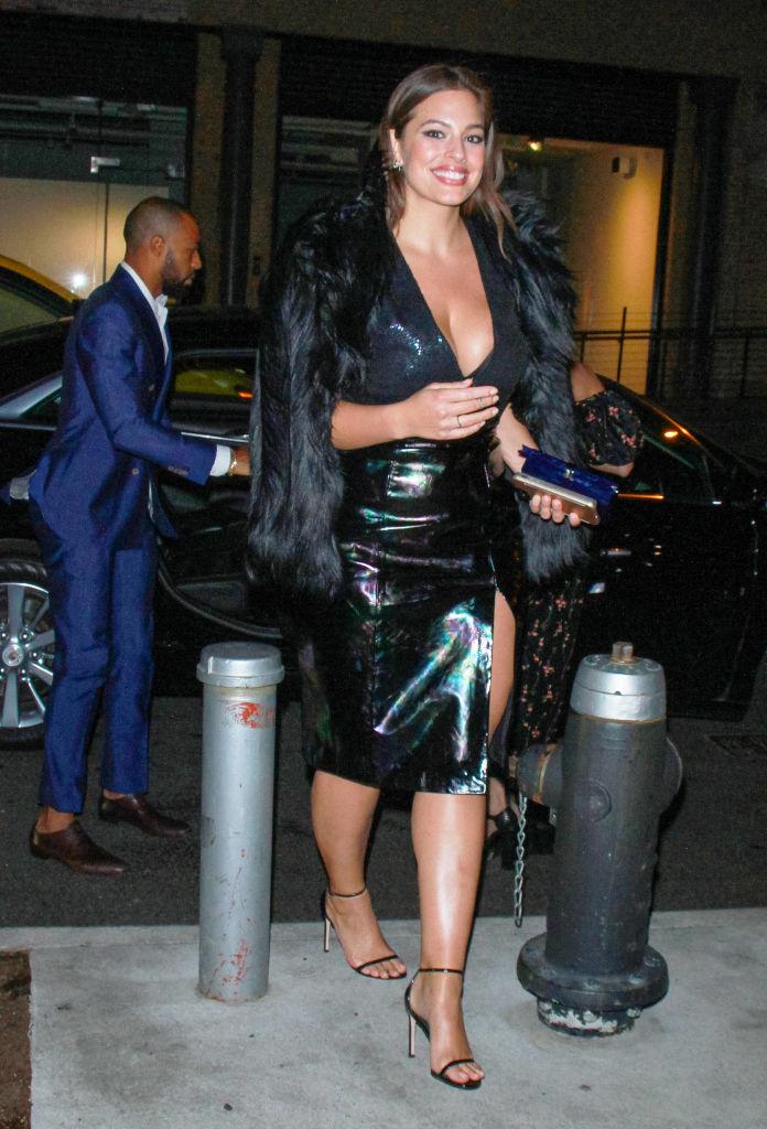 В стиле Plus-Size: Эшли Грэм показала, как одеться на вечеринку