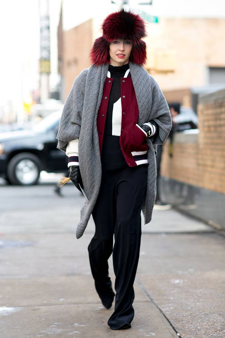 Зимний Street-Style: 5 секретов ультра-стильного образа