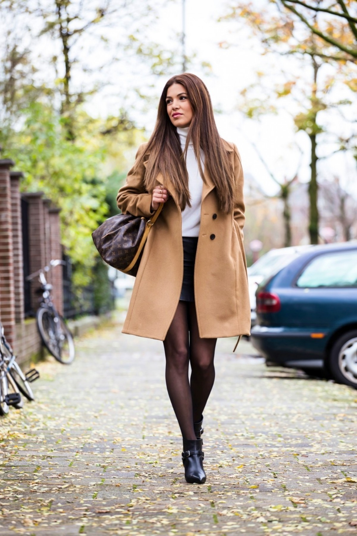 Любимое бежевое пальто: 7 идей, как носить элегантно и стильно