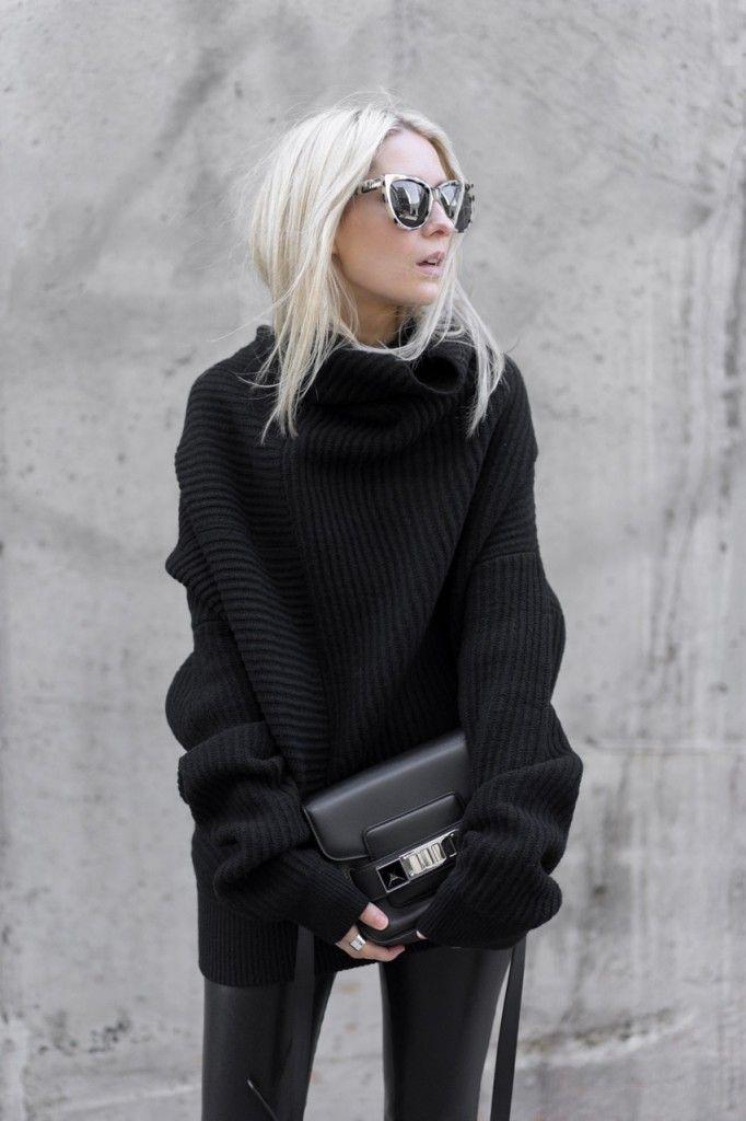 Пора утепляться: 8 идей уютных свитеров для зимних морозов