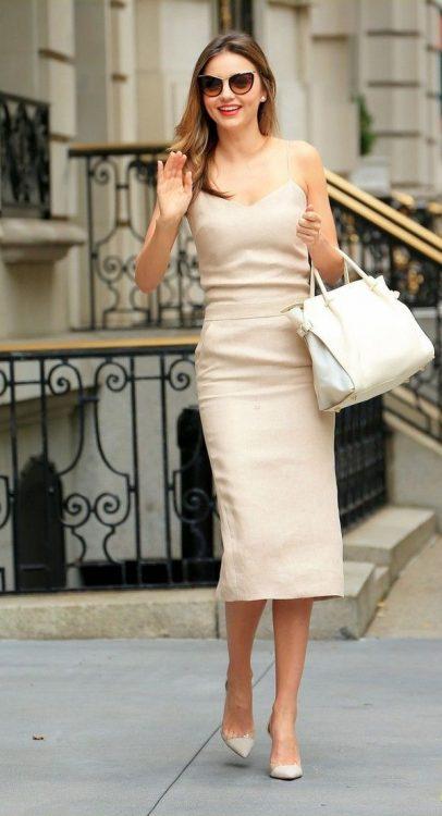 Как носить трендовый цвет Nude: 16 идей для истинных модниц