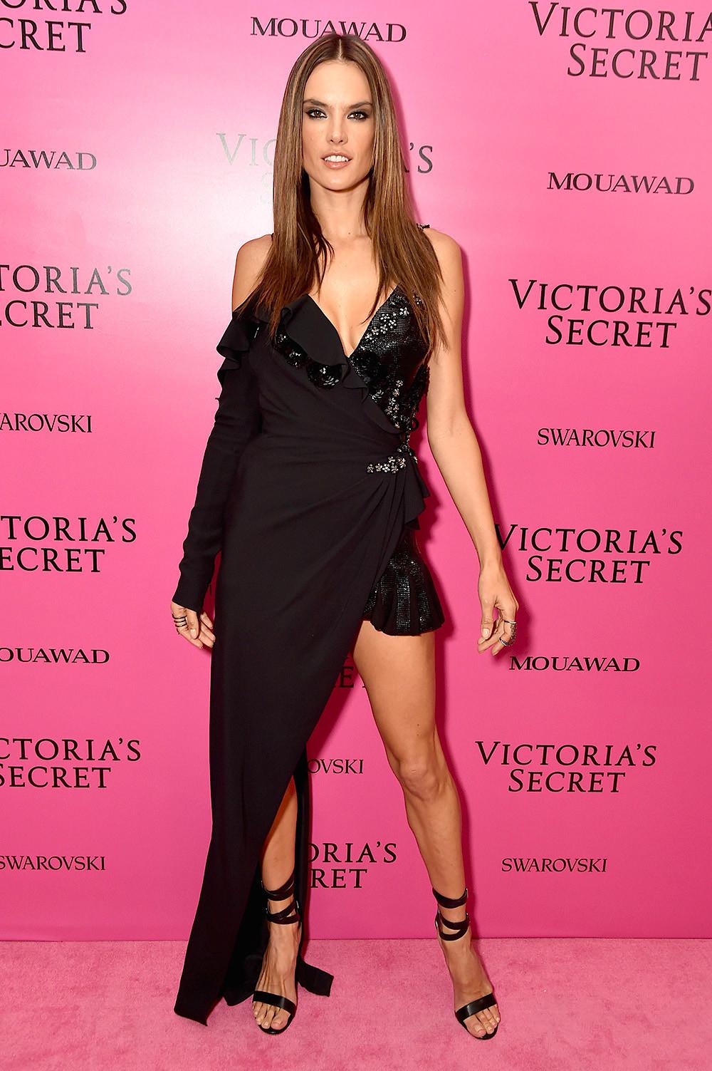 Афтепати Victoria's Secret: 20 самых красивых девушки планеты во плоти