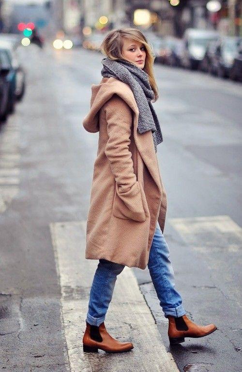 С чем носить ботинки-челси: 5 идеальных сочетаний