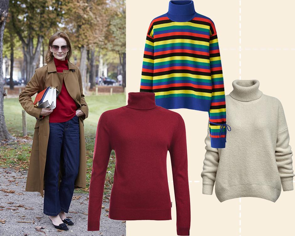 Пережить холода: 10 теплых свитеров для модного образа