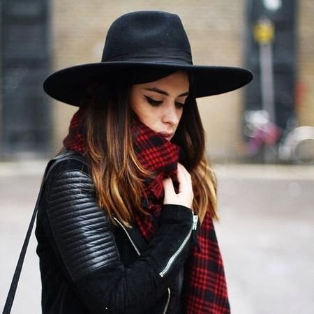 Дама в шляпе: 17 стильных образов с модными шляпками