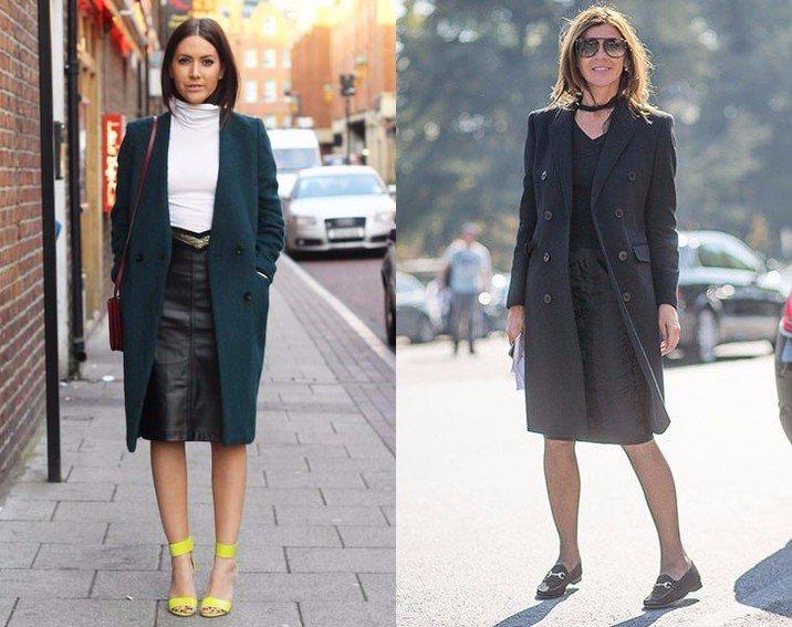 Как носить юбку-карандаш правильно: 8 советов на все случаи жизни