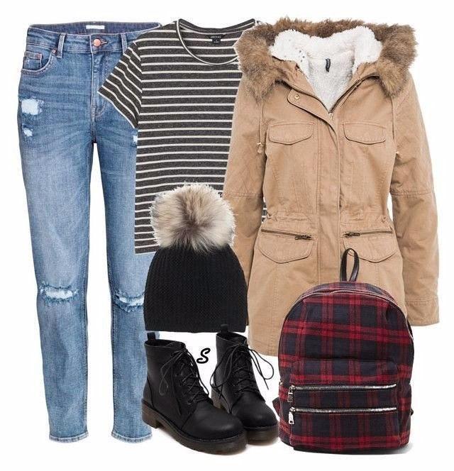 Стильный ноябрь: 5 модных идей с джинсами в стиле Casual
